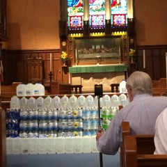 Village Life:  Can water be made holy again?