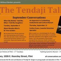 "Dismantling ""structural racism"" not easy but necessary, Tendaji Talk speaker asserts"