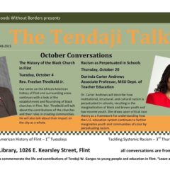 Racism's roots in capitalism, education as cultural imperialism topics of latest Tendaji Talk