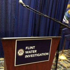 "Flint Mayor Weaver on EM indictments:  ""Take away the voice of democracy, you see what happens"""