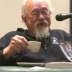 "Review: Poet/pot activist John Sinclair comes briefly home, still paying dues in ""Trumpville'"