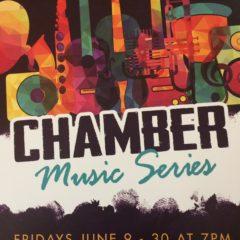 Free chamber music series kicks off June 9 at the FIM