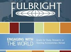 Andrew Custer awarded a Fulbright for work in Colombia