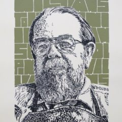 Print show honoring DAS Print great William Stolpin opening at FIA Sept. 16