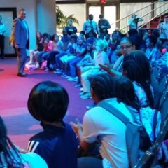 Joyful jazz at The Whiting launches nationwide Mott/Lincoln Center program for kids