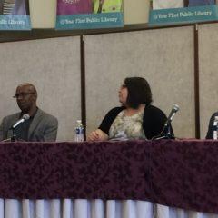 Systems still are failing Flint, panelists assert at UM Bicentennial event