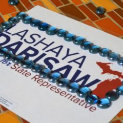 LaShaya Darisaw launches 49th District state house campaign