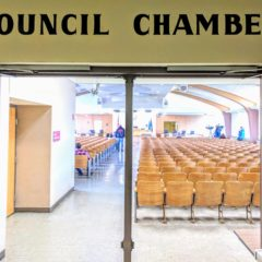 Eight-hour Flint City Council meeting, recessed for second time, covers COVID effects on trash pickup, accounting costs.