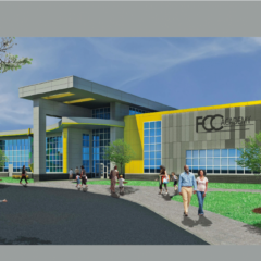 Ground broken for Flint Cultural Center K-8 charter school, C.S. Mott commits $35 million, FCS said no