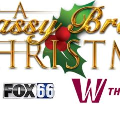 """News Brief:  """"Classy, Brassy Christmas"""" at Whiting Dec. 5"""