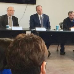 Kildee promotes legislation to increase, strengthen Social Security in local roundtable