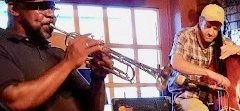 It's Jazz Festival weekend at Riverbank Park:  Events tonight through Sunday