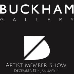 Buckham Gallery hosts first artists member show Dec. 13 in accessible new location