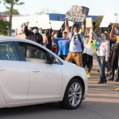 Flint area residents take to the streets protesting injustice