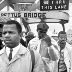 He changed my life:  A remembrance of John Lewis