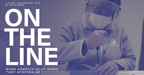Review:  Flint native filmmaker's latest production puts pandemic focus on frontline workers