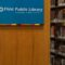 Flint Public Library re-opens for browsing and computer services at Courtland Center