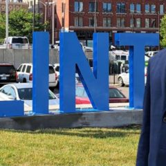 """Touting themes of """"prayer, planning , and partnership"""" Mayor Neeley cites COVID response, census, racial justice efforts, pipeline progress in State of the City address"""