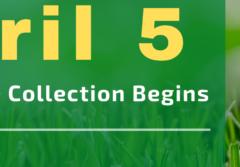 City of Flint yard waste collection begins April 5, 2021