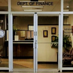 """""""When your hometown calls, you go"""" – Robert Widigan, City of Flint's newest Chief Financial Officer"""