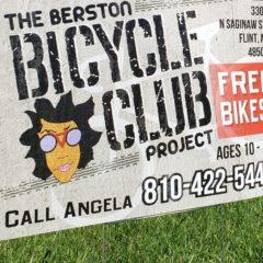 Berston Bicycle Club gears up to engage, challenge Flint teens