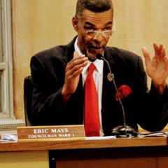 """Councilperson Eric Mays fires off response to Neeley's press release:  """"We're dealing with a deceptive, trickery, lying type of mayor"""""""