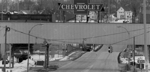 From San Francisco to Chevy-in-the-hole – the Chevy Coupe helped to move America